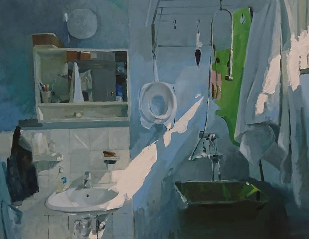 painting by Gustav Sundin